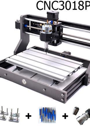 ЧПУ станок фрезерный CNC 3018 PRO CNC3018 GRBL DIY + ПАТРОН ER11