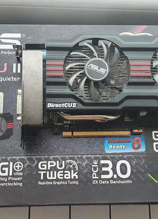 Відеокарта ASUS GeForce GTX 660 DirectCu II 2048MB GTX660-DC2-2GD