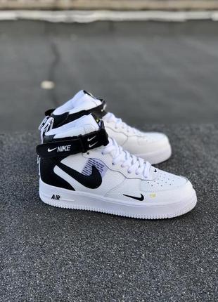 Nike air force mid 🍏 мужские кроссовки найк
