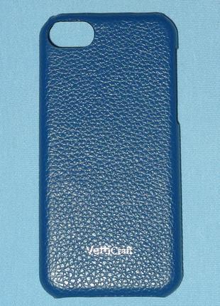 Чехол Vetti для Iphone 5c синий 0383