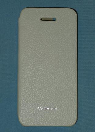 Чехол Vetti для Iphone 5c белый 0385