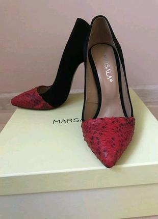 Туфли- лодочки MARSALA