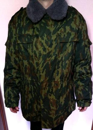 Куртка камуфлированная (бушлат зимний)