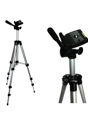 Штатив для цифровой камеры, нивелира 35-102см wt-3110 wf-3110