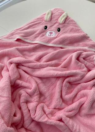 Детские  полотенца после купания