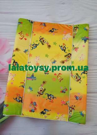 Детский пеленатор, доска пеленальная, матрас для пеленания ребенк