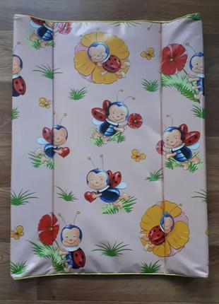Детский пеленатор, доска пеленальная, матрасик для пеленания