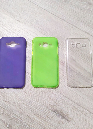 Samsung J5 2015 J500 чехол силиконовый