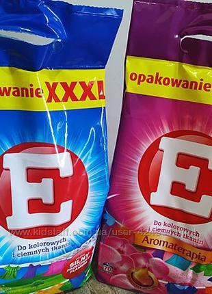 Стиральный порошок E color Aromatherapy 4,9 кг. 70 стирок