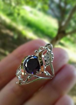 18 размер, кольцо 💍 серебро