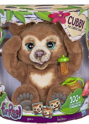 Интерактивный Медвежонок Кабби мишка Каби куби FurReal Friends Ха