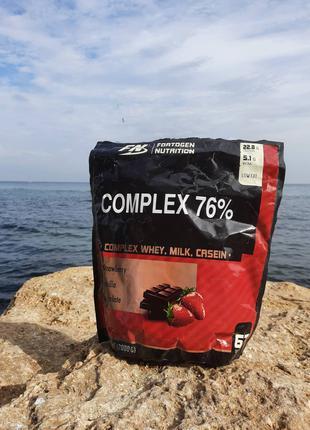 Комплексный протеин 2 кг Fortogen Nutrition; complex protein