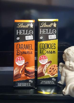 Шоколад Lindt Hello