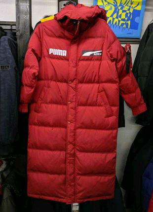 Пуховик пальто мужской зима