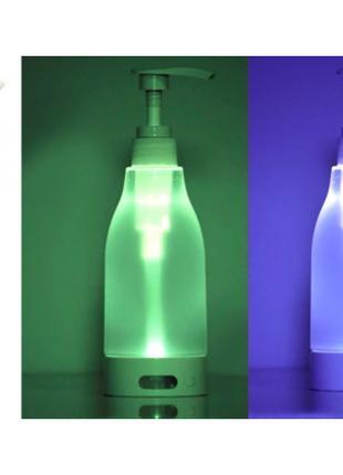 Дозатор для жидкого мыла с подсветкой