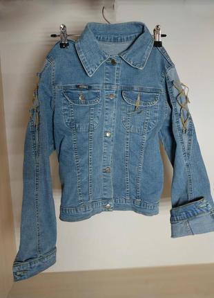 Cotans jeans джинсовая курточка куртка джинс модная фирменная
