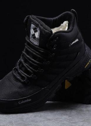 Мужские зимние   columbia contagrip 🆕меховые ботинки коламбия🆕...