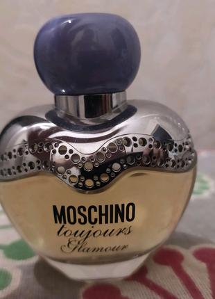 Mochino toujours glamour, духи москино