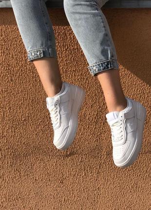 Nike Air Force Shadow White