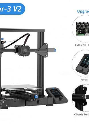 3d принтер Creality 3D Ender 3 V2