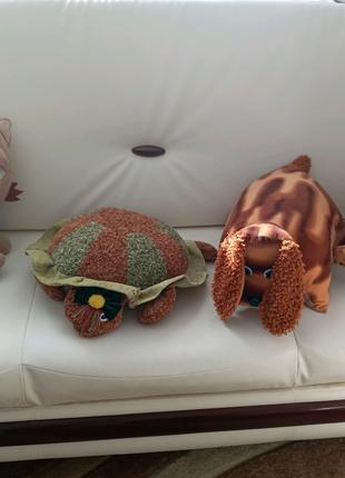 Продам игрушки подушки