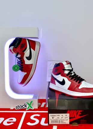Кроссовки Nike Air Jordan 1 Retro CHICAGO