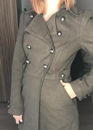 Винтажное пальто dorothy perkins