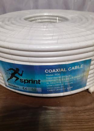 Продам телевізійний кабель  Sprint