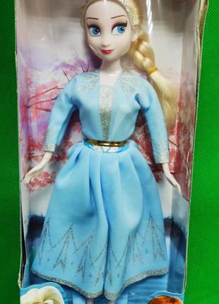 Кукла Эльза холодное ледяное сердце 2 Frozen Фроузен уценка