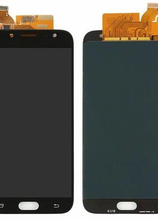 Оригинальный дисплей Samsung J730 Galaxy Amoled J7 2017 GH97-2073
