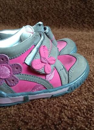 Шкіряні черевики кожаные ботинки