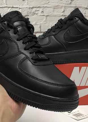 Зимние Nike Air Force 1 Low