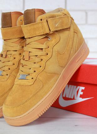 Зимние Nike Air Force 1 MID