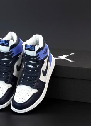 Зимние Nike Air Jordan