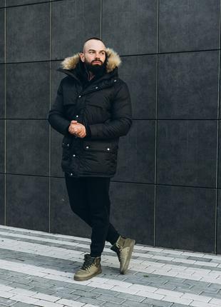 Зимняя куртка ASOS Аляска 2020