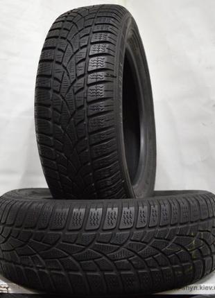 185/65 R15 Dunlop SP WinterSport 3D Зима б.у Замена: 195/60/15