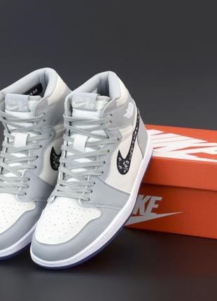Кроссовки Nike Air Jordan Dior