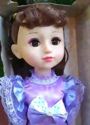 Кукла интерактивная 43см