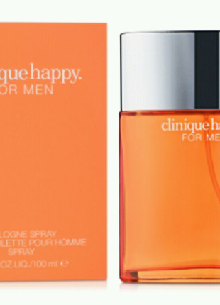 Мужская туалетная вода Clinique Happy For Men, 100 мл