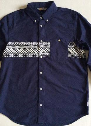 Мужская рубашка carhartt размер l-xl