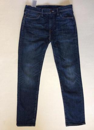 Мужские джинси известного бренда levis 511 slim fit оригинал р...