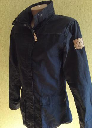 Куртка ветровка fjallraven wax g 1000 оригинал размер s