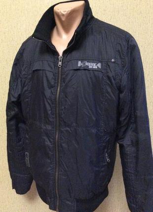Куртка бомбер diesel jeans оригинал размер l