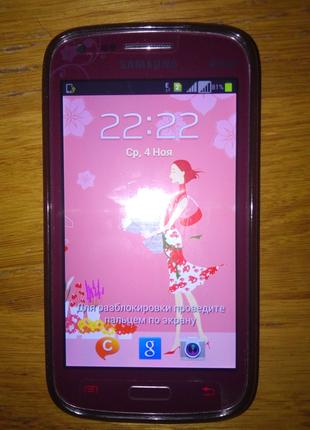 Телефон Samsung Galaxy GT-18262 Duos