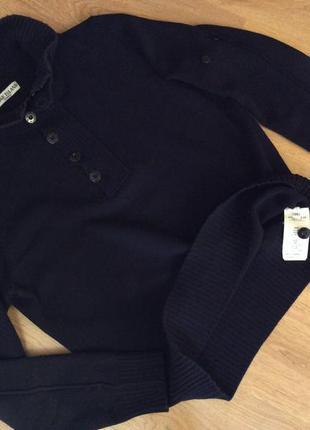 Мужской свитер кофта stone island оригинал размер м винтаж