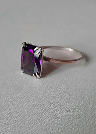 18.5 размер, кольцо 💍 серебро
