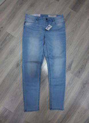 Стрейчевые джинсы esmara евро 44 l super skinny fit