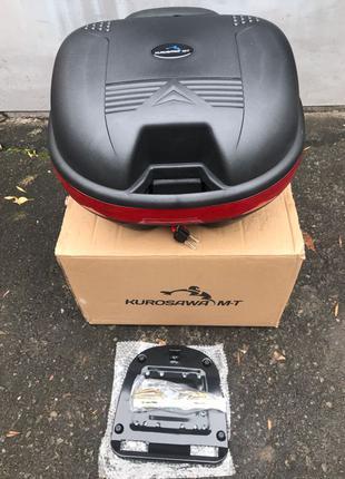 Кофр Кейс на скутер мопед на 1 шлем