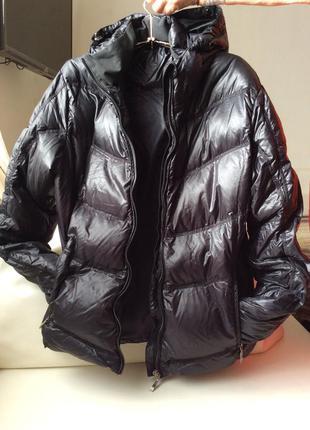 Salewa куртка пуховик гусиный пух италия