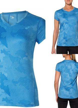 Спортивная футболка/футболка для тренировок asics оригинал м